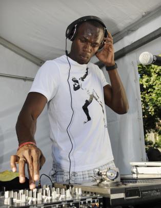 - Usain Bolt er kjempeharry