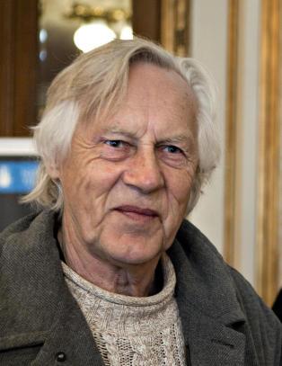 Sverre Anker Ousdal nesten blind etter operasjon