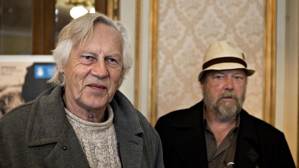 Sverre Anker Ousdal blind