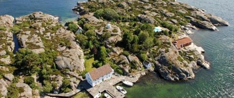 Hytte sørlandet til salgs