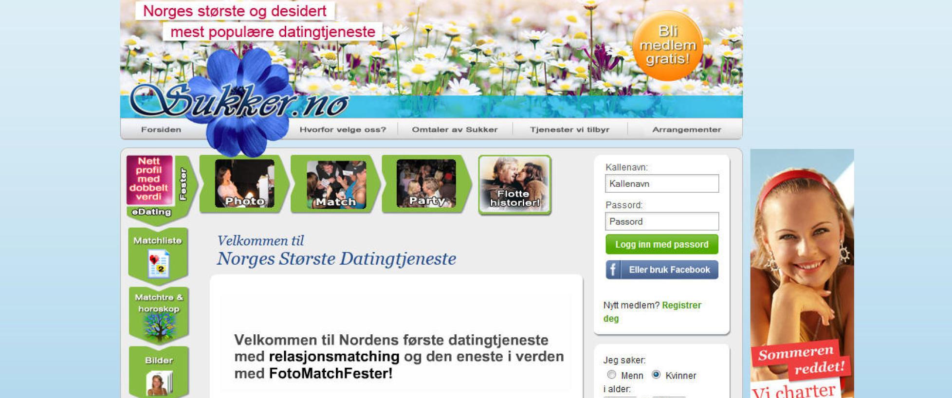 norges største dating site Elverum