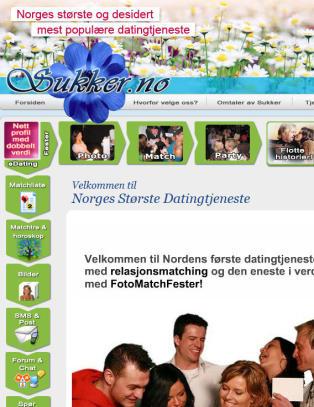 dating facebook norges største