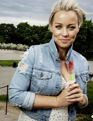 Hanne S�rvaags tunge fortid