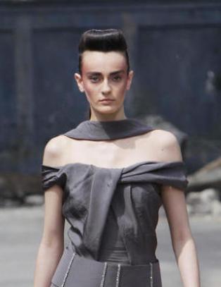 Unge, norske modeller tar over catwalken