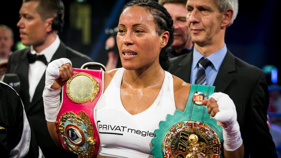 KLAR FOR NY KAMP:  Cecilia Br�khus og sitt team annonserte i dag hennes neste motstander. Foto. Scanpix.