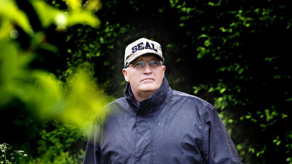 SLÅSS VIDERE: Tidligere spesialsoldat Bjørn Sagvolden vant i retten og ble tilkjent rett til yrkesskadeerstatning. Foto: Jacques Hvistendahl / Dagbladet