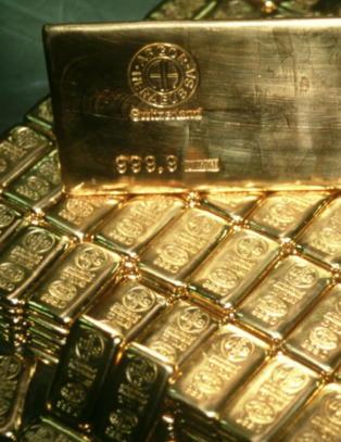 Flykter fra gull, s�lv, olje og andre r�varer