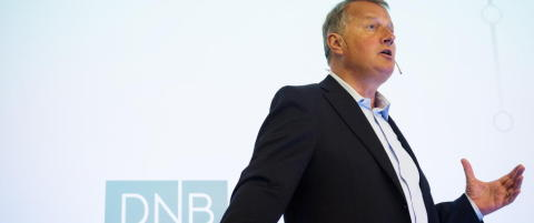 DNB trenger 40 - 60 milliarder kroner
