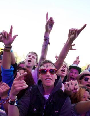 For noen er musikkfestivaler aller best uten konserter
