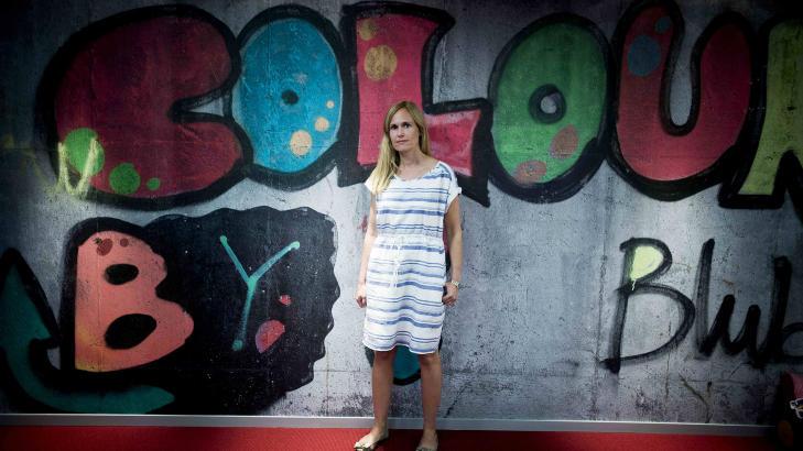 REAGERER: Barneombud Anne Lindboe reagerer p� at flere foreldre synes det er OK � drikke seg full foran barna. Foto:Thomas Rasmus Skaug / Dagbladet