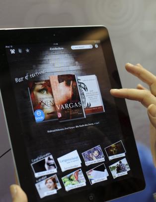 Kulturkjerringa blir digital