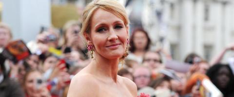 J.K. Rowling ga ut krimroman under falskt navn