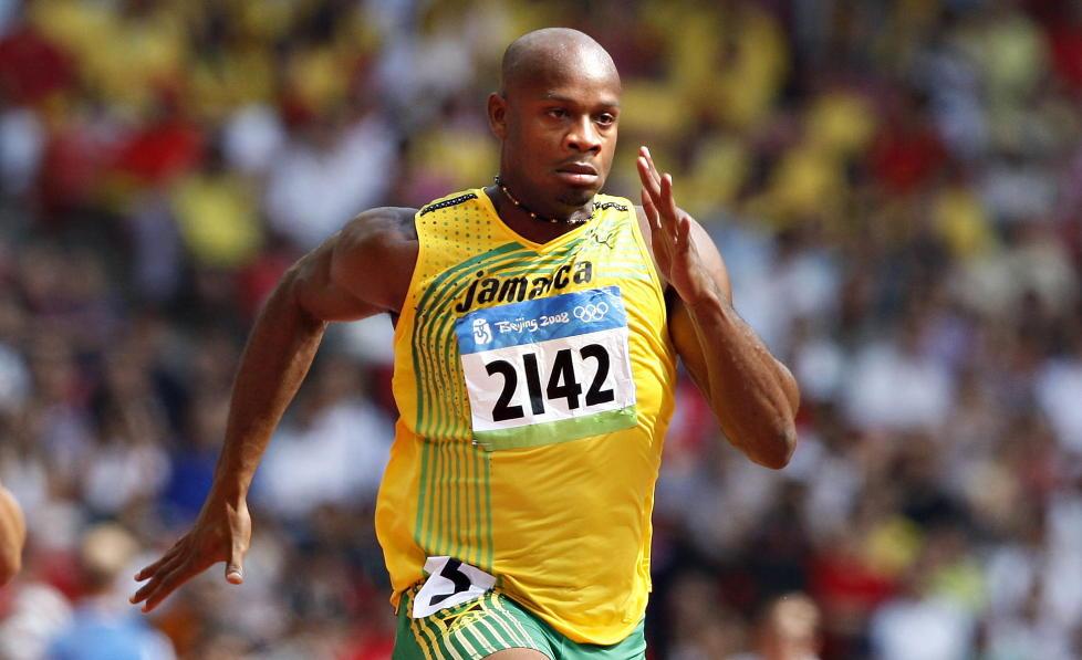 TESTET POSITIVT: Asafa Powell testet positivt p� en dopingpr�ve i juni.  Foto: Arnt E. Folvik / Dagbladet