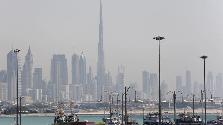 D�MT: Marte Deborah Dalelv (24) ble tirsdag d�mt for alkoholbruk, sex utenfor ekteskap, og for � ha avgitt falsk forklaring, etter at hun anmeldte en voldtekt i Dubai og ikke ble trodd. Foto: Ahmed Jadallah/Files / Reuters