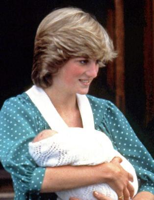 Kate gjorde som Diana