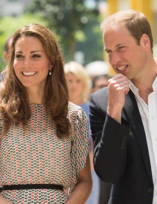 Dette tror de blir navnet p� den kongelige babyen