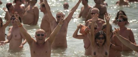 sex i bil nakenbading video