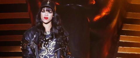 Slik har Rihanna festet i Norge de siste årene