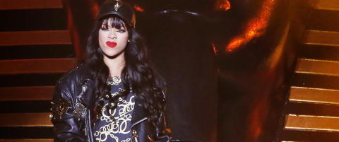 Slik har Rihanna festet i Norge de siste �rene