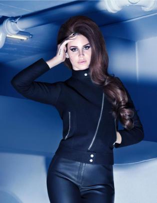 Lana Del Rey angriper Lady Gaga i lekket l�t