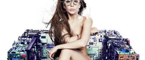 Slik gj�r Lady Gaga comeback