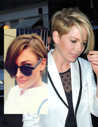 Jenny Skavlan gj�r som Hollywood-stjernene