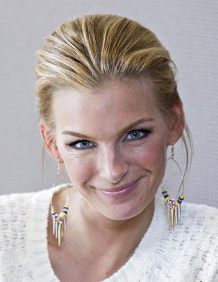 Kathrine S�rland utelukker ikke bruk av Botox