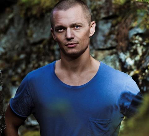 DEBUTERER: Ailo Gaup blir for f�rste gang � se som programleder p� NRK3 i oktober. Programmet er for tida under innspilling. Foto: Cathrine Dillner Hagen / NRK