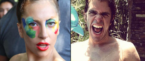 Lady Gaga rasende p� eksvennen Perez Hilton etter New York-tur