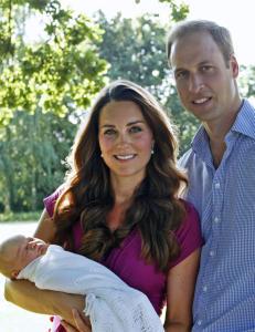Da William og Kate viste fram sin nyf�dte s�nn var det planlagt ned til den minste detalj