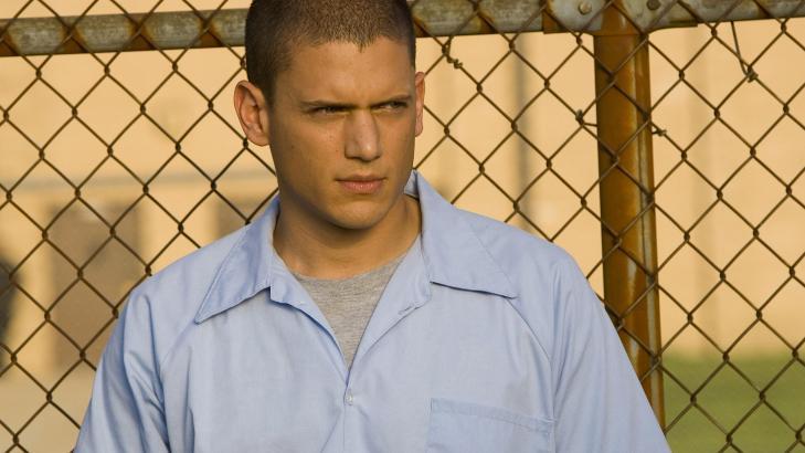 STOR STJERN: Tv-serien �Prison Break� var en megahit i f�rste del av 2000-tallet. Foto: Stella Pictures