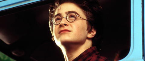 Det er noe spesielt med unge mennesker som leser Harry Potter-b�ker