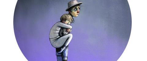 Det finnes en spesiell kontakt mellom barn og bare �n av foreldrene