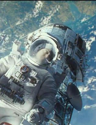 - Kan �Gravity� v�re �rets beste film?