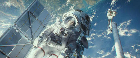 - Kan �Gravity� v�re �rets beste film?