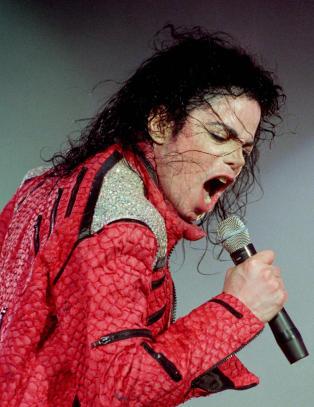 Ukjent Michael Jackson-materiale skal utgis