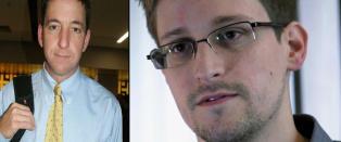 Eksklusivt i Dagbladet: Slik ble Glenn Greenwald Edward Snowdens budbærer.