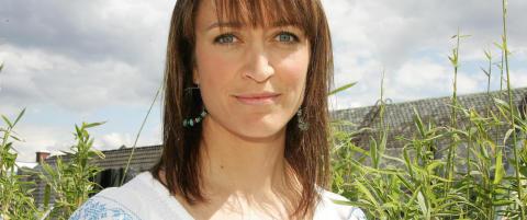 NRK-programleder gravid