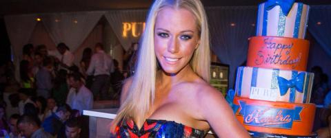 �Playboy�-Kendra vil la datteren posere naken
