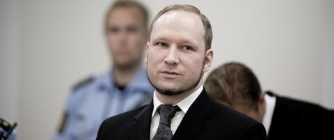Breivik vurderer g� til sak mot isolasjon i fengselet