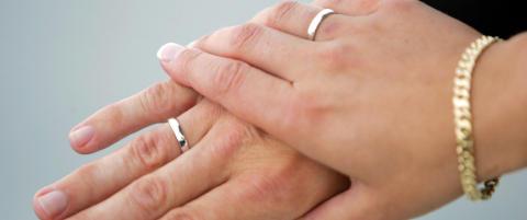 Hemmeligheten bak et langt ekteskap