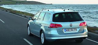 HYBRID-PASSAT: En ladbar hybrid av Passat kommer i 2015. Foto: VW