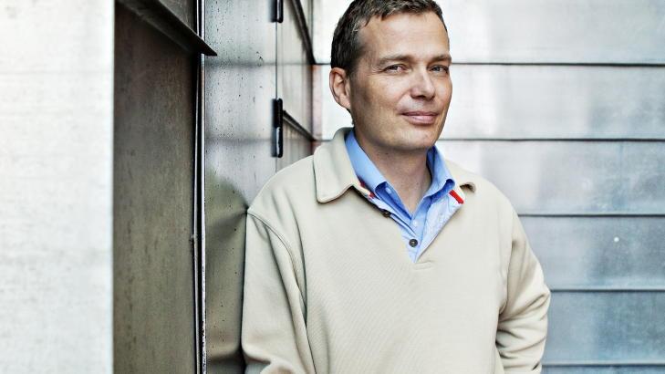 VAR TOPP-SCIENTOLOG: Geir Isene skriver blant annet om �fritt vilt�-policyen til scientologene i sin nye bok. Han er den eneste nordmannen som har n�dd bevegelsens �verste niv�. Foto: Nina Hansen / Dagbladet