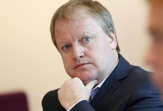 SITTER I UEFA-KOMIT�: President i Norges Fotballforbund, Yngve Hall�n.  Foto: Cornelius Poppe / NTB Scanpix