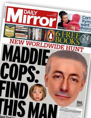 Maddie-etterforskerne: - Finn denne mannen
