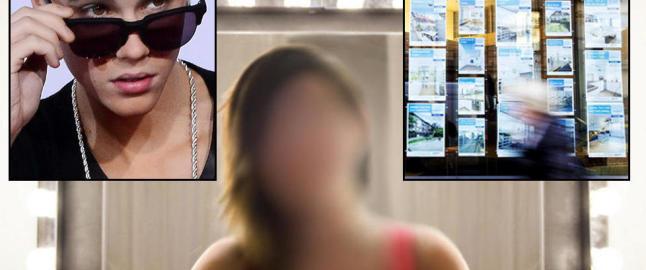 Fengsles i ti m�neder for boligjuks og Bieber-bedrageri
