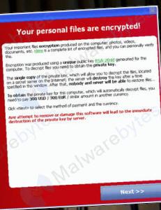 Nytt datavirus �kidnapper� filene dine og krever l�sepenger