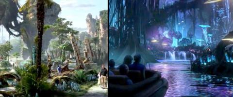 N� kan du snart utforske �Pandora�-universet