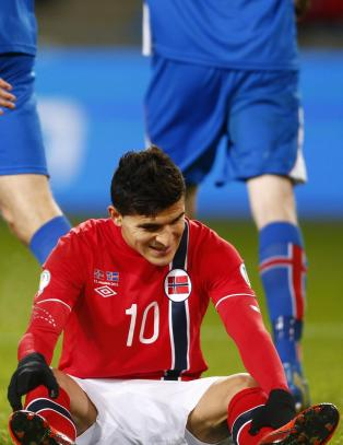 2011: Island 109 plasser bak Norge - I dag: Foran oss