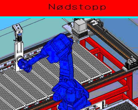 Dette systemet styrer roboten i et Statoil-selskap
